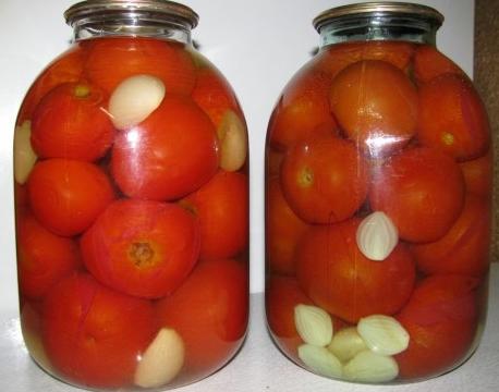 Как сделать малосольные помидоры с уксусом