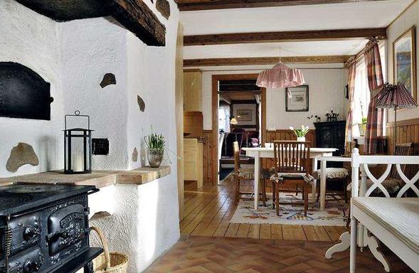 Переделка старого дома дизайн