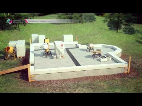 Строю дом своими руками из газобетона