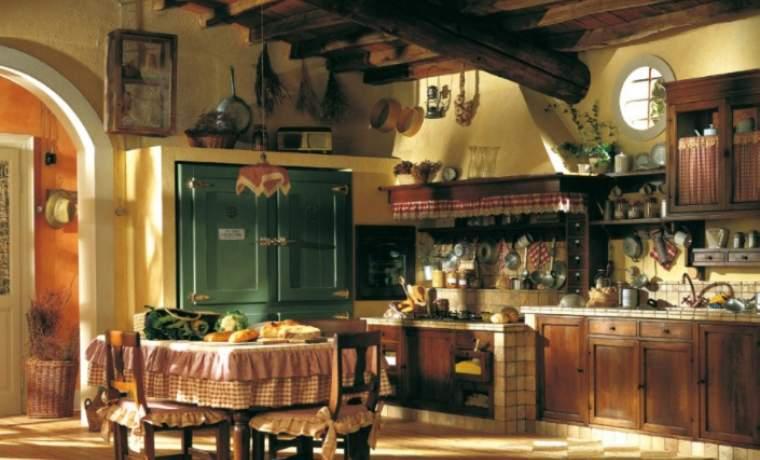Кантри в интерьере: стильная простота в доме