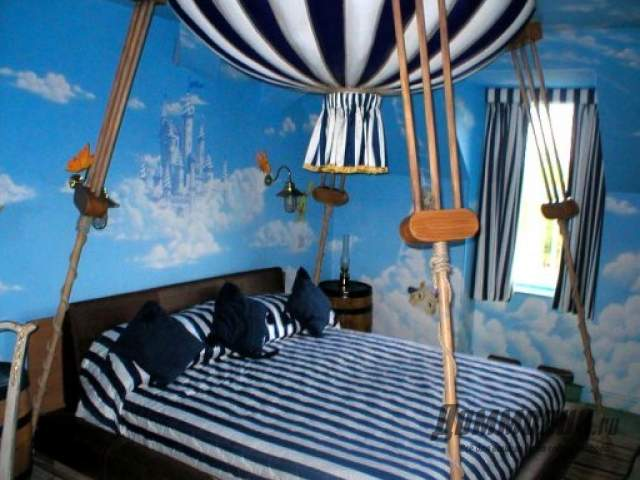 Детская комната дизайн реальные фото
