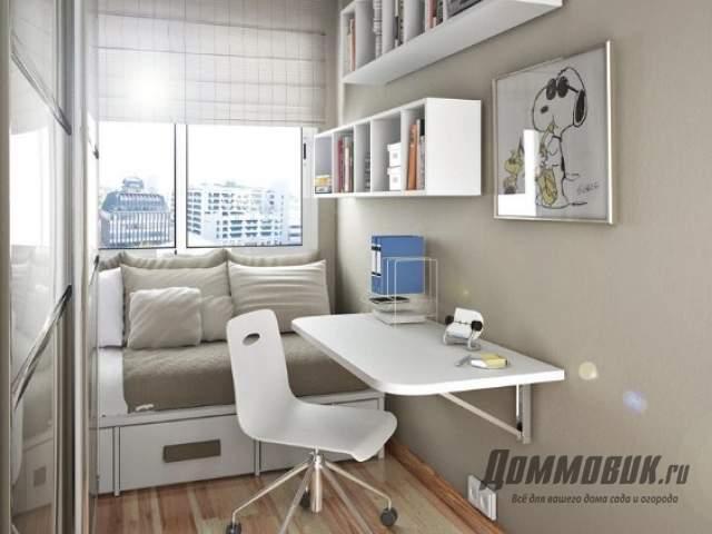 Дизайн маленькой комнаты фото