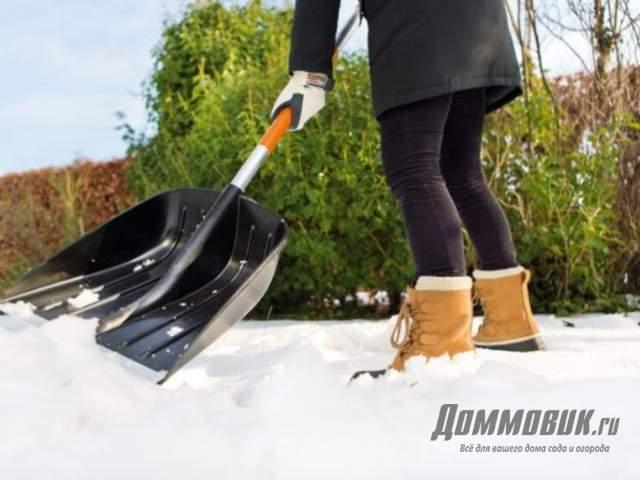 Лопата финская для уборки снега