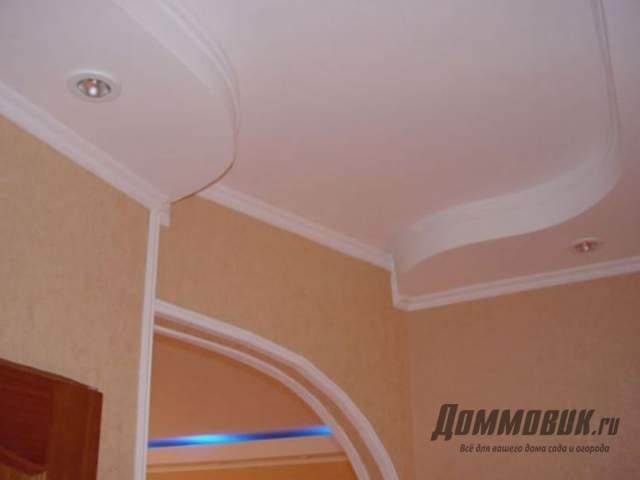 Какой потолок лучше в спальне