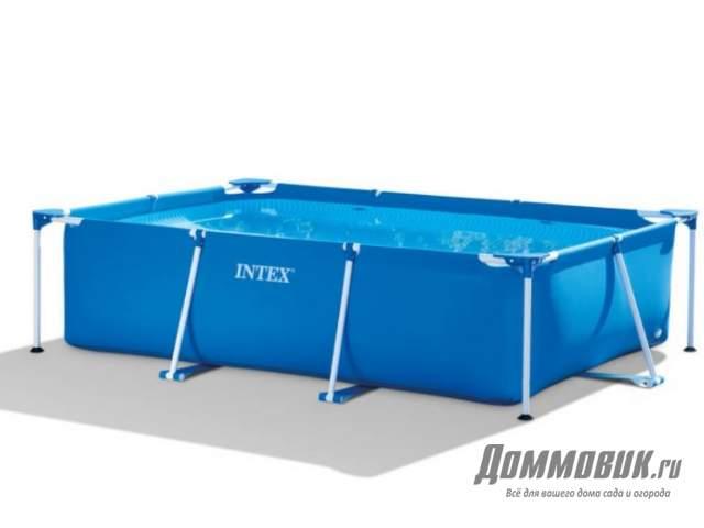 Как выбрать качественный каркасный бассейн для дачи