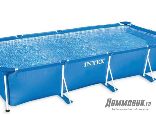 Выбор идеального каркасного бассейна для дачи