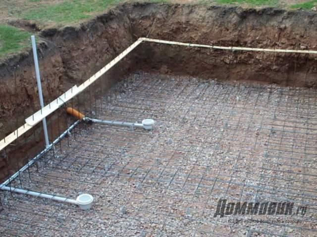 Как выкопать бассейн на даче своими руками легко и просто