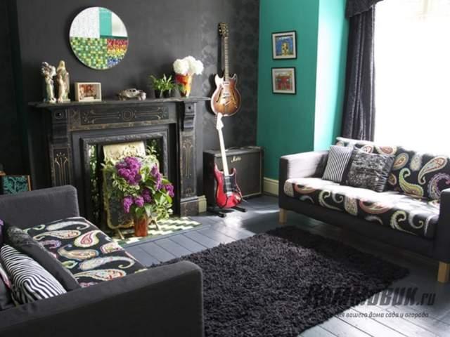 Имитация красивого камина своими руками в квартире фото