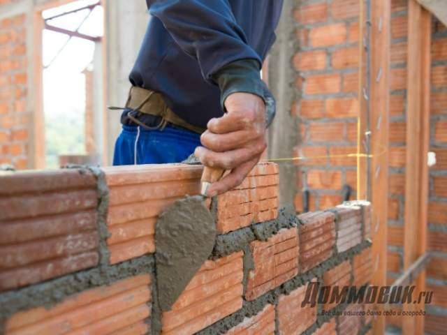 Какой цемент лучше использовать для кладки кирпича