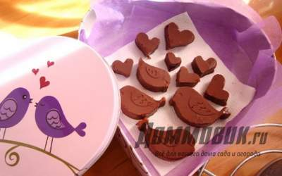 Шоколад в домашних условиях из какао