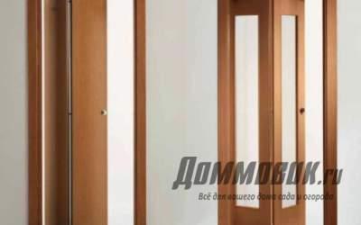 Как выбрать дверь гармошку