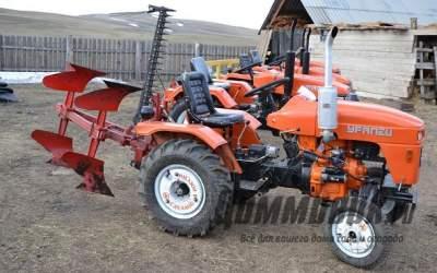 Всё что нужно знать о мини-тракторах