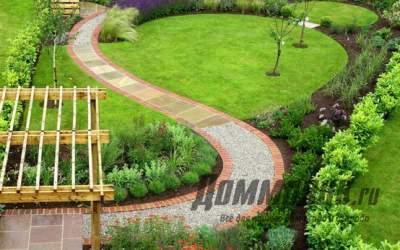 Правильное зонирование сада или огорода