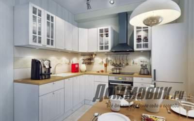Выбор освещения для кухни. Светодиоды или другое решение?