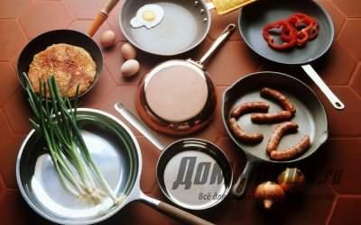 Как выбрать качественную сковороду