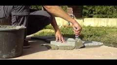 Embedded thumbnail for Правильная укладка природного камня (пластушки)