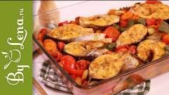Embedded thumbnail for Как приготовить рыбу в духовке