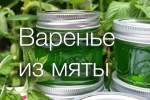 Embedded thumbnail for Мятное варенье