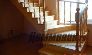 Embedded thumbnail for Монтаж лестницы в частном доме