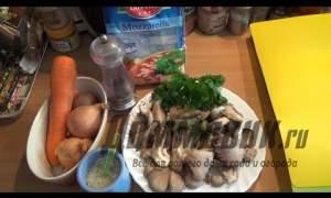 Embedded thumbnail for Как приготовить грибы вешенки
