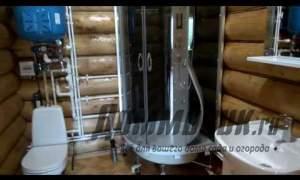 Embedded thumbnail for Водопровод на даче из колодца