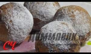 Embedded thumbnail for Как сделать пирожное картошка