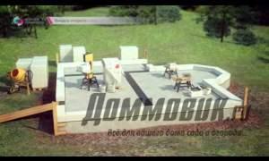 Embedded thumbnail for Пошаговая инструкция по строительству домов из газобетона