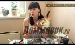Embedded thumbnail for Как сделать настенные часы
