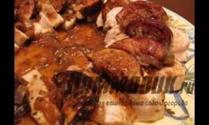 Embedded thumbnail for Сочная куриная грудка на сковороде