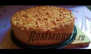 Embedded thumbnail for Как приготовить яблочный пирог: простой рецепт