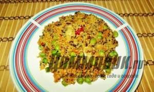 Embedded thumbnail for Как приготовить киноа с овощами