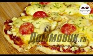 Embedded thumbnail for Мясной пирог в духовке рецепт