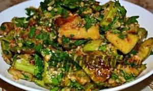 Embedded thumbnail for Как вкусно приготовить кабачки