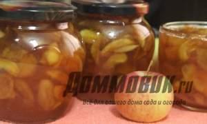 Embedded thumbnail for Как приготовить варенье из яблок