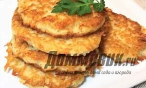 Embedded thumbnail for Как приготовить картофельные драники