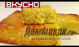 Embedded thumbnail for Картофельная запеканка с сыром в духовке