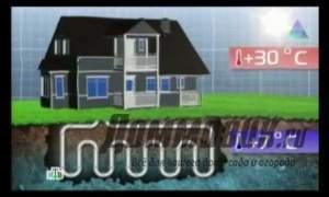 Embedded thumbnail for Геотермальное отопление дома