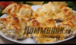 Embedded thumbnail for Рецепт куриного филе с ананасами в духовке