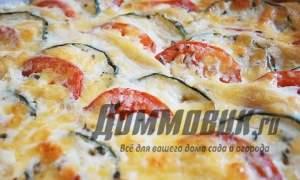Embedded thumbnail for Как приготовить блюдо из кабачков