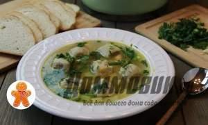 Embedded thumbnail for Рецепт супа с пельменями