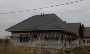 Embedded thumbnail for Четырехскатная крыша как сделать