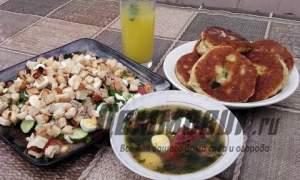 Embedded thumbnail for Вкусный суп на обед