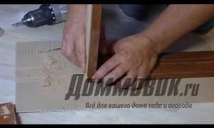 Embedded thumbnail for Сборка дверной коробки