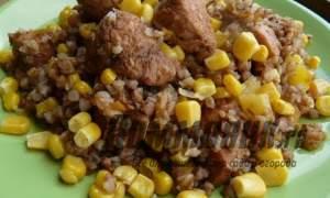 Embedded thumbnail for Гречка с мясом и овощами