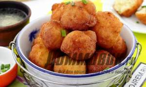 Embedded thumbnail for Картофельные шарики во фритюре
