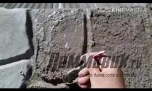 Embedded thumbnail for Декоративная штукатурка под камень