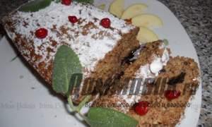Embedded thumbnail for Как приготовить диетический кекс с черносливом