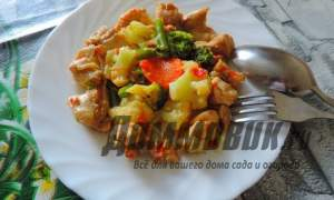Embedded thumbnail for Рецепт курицы с брокколи