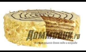 Embedded thumbnail for Рецепт торта Эстерхази в домашних условиях