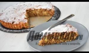 Embedded thumbnail for Овсяный пирог с яблоками
